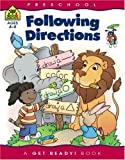 img - for Following Directions (Get Ready Books) book / textbook / text book