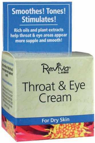 Reviva Labs Throat and Eye Cream -- 1.5 oz (Throat Cream compare prices)