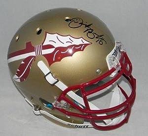 Derrick Brooks Signed Florida State Seminoles F s Authentic Proline Helmet Gtsm -... by Sports+Memorabilia