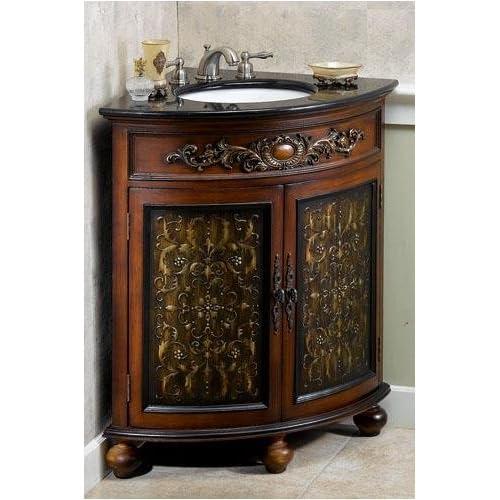 Kitchen Sink Corner Cabinet. 42 Custom Corner Sink Base Cabinet ...