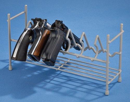 Hyskore 7 Gun Stacking Pistol Rack (Handgun Storage Rack compare prices)