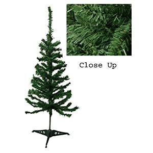 #!Cheap 3' Charlie Pine Artificial Christmas Tree - Unlit