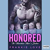 Honored: The Mountain Man's Babies, Book 4 | [Frankie Love]