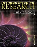 Introduction to research methods /