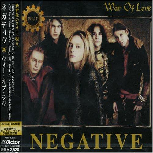 Negative - War of Love +2 [Enhanced] - Zortam Music