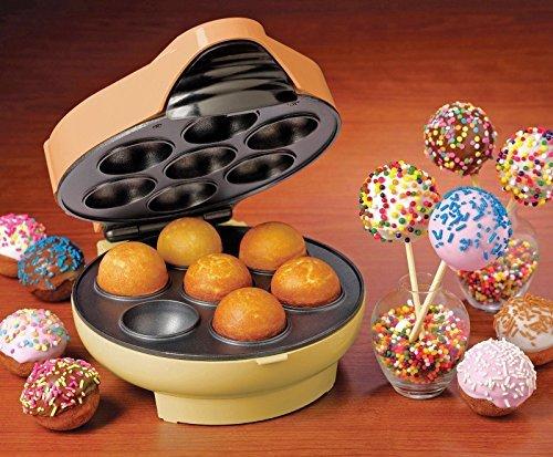 New Shop Donut Hole Munchkin Maker ~ Cake Pop Bakery Machine~ Nostalgia Electrics Jfd-100