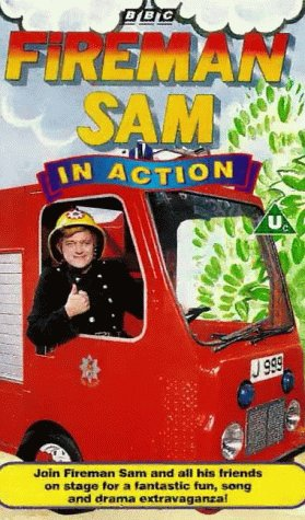 Fireman Sam: Fireman Sam In Action [VHS]