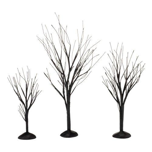 Black Bare Branch Trees