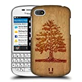 Head Case Designs Baum Holzkunst Snap-on Schutzhülle Back
