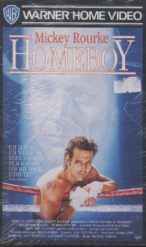 Homeboy [VHS]