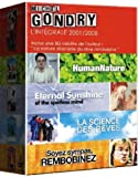 echange, troc Coffret Michel Gondry 4 DVD  : Soyez sympa, rembobinez ; Human nature ; Eternal sunshine ; Science des rêves