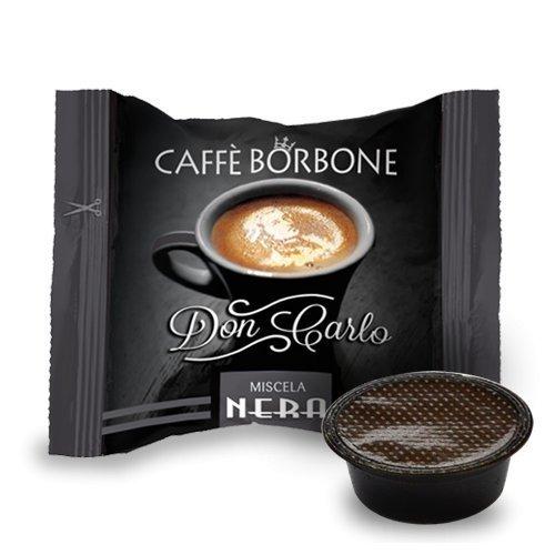Get Caffè Borbone - Lavazza A Modo Mio 50 Compatible Espresso Capsules from Caffè Borbone