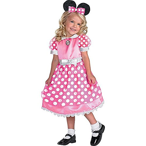 Disguise Inc - Disney Clubhouse Minnie Mouse (Pink) Toddler / Child Costume