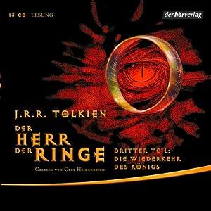 Die Wiederkehr des Königs (Der Herr der Ringe 3) | [J.R.R. Tolkien]