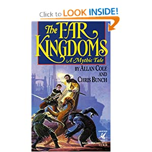The Far Kingdoms Allan Cole, Chris Bunch