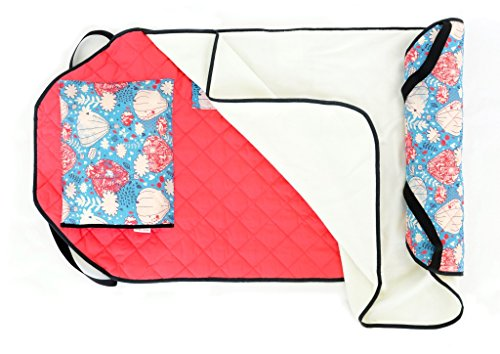 Cheapest Prices! Urban Infant Tot Cot Daycare / Preschool Cot / Mat Cover - Balloons