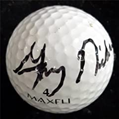 Gary Nicklaus Autographed Hand Signed Maxfli Golf Ball PSA DNA #Q18934 by Hall of Fame Memorabilia