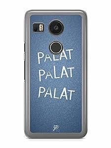 YuBingo Palat, Palat, Palat Designer Mobile Case Back Cover for Google Nexus 5X