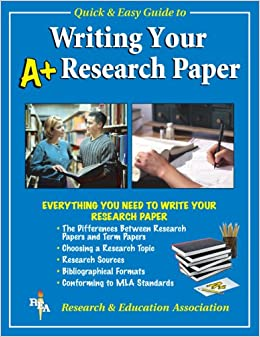easy guide to writing a research paper The guide to grammar and writing contains scores of digital handouts on grammar and english usage recommendations on writing essay & research paper level.