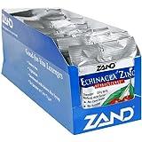 ZAND Herbalozenge Lozenges, Echinacea Zinc, Natural Cherry Flavor,  12- 15 lozenge bags (180 Lozenges)