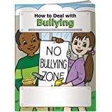 Coloring and Activity Book How to Deal with Bullying Trade Show Giveaway