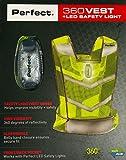 Perfect 360 Vest + LED Safety Light