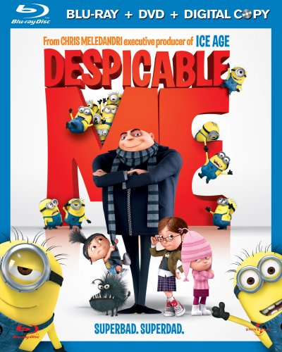 Гадкий Я / Despicable Me (2010/BDRip)