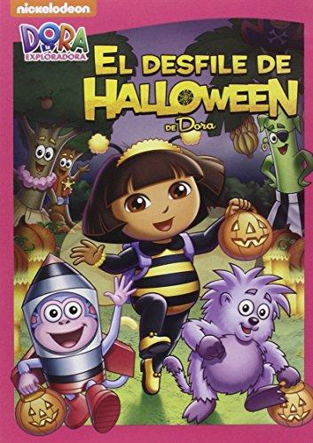 Dora, La Exploradora: El Desfile De Halloween De Dora (Import Dvd) (2013) Dibu...