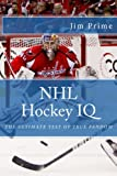 img - for NHL Hockey IQ: The Ultimate Test of True Fandom book / textbook / text book