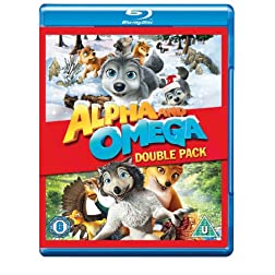 Alpha & Omega 1 & 2 [Blu-ray]