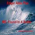 MS. Found in a Bottle | Edgar Allan Poe