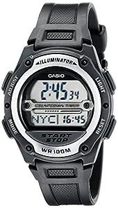 Casio Men's Digital Sport Watch Grey W756-1AV