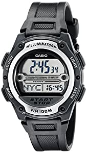 Casio Men's Digital Sport Watch Grey W756-1AV