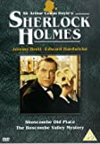 Sherlock Holmes: Shoscombe Old Place/The Boscombe Valley Mystery [DVD]