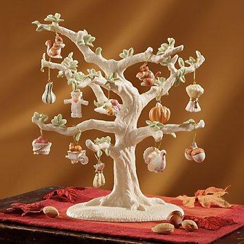 Autumn Delights 12-piece Ornament Set