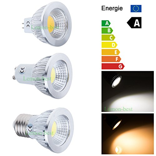Super Bargain!!! New Model!! 6W 9W 12W E27 Gu10 Mr16 Dimmable Cob Led Spot Light Downlight Lamp Warm Day Whit In Home