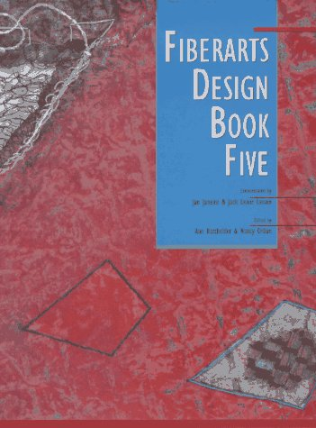 Fiberarts Design Book Five (Bk. 5), JACK LENOR LARSEN
