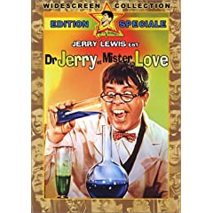 Docteur Jerry et Mister Love - Jerry Lewis