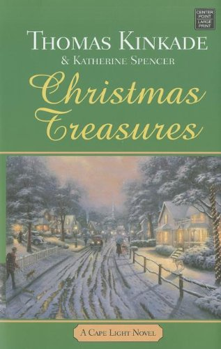 Christmas Treasures (Center Point Premier Fiction (Large Print))