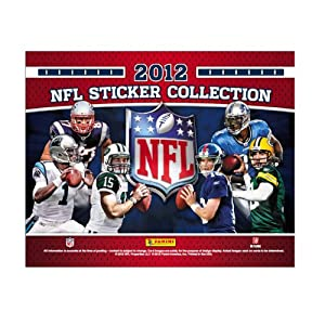 NFL 2012 Panini Sticker (50 Packs) by Panini
