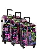 Lot de 3 valises
