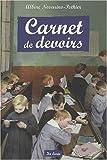 echange, troc Novarino Albine - Carnet de Devoirs