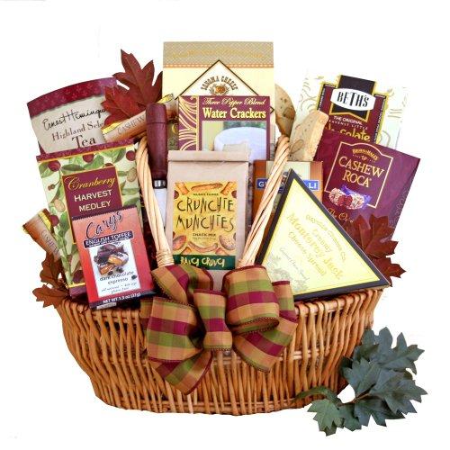 California Delicious Munchies Gift Basket