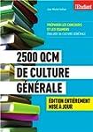 2500 QCM de culture g�n�rale