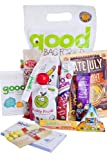 Good Bag for Kids Snacks Gluten Free Travel Pack, 3 and Up, .75 Pound