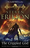 Crippled God (The Malazan Book of the Fallen) (0553813188) by Erikson, Steven