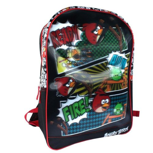 Angry Birds Bedding 4003 front