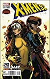img - for Secret Wars: X-Men '92 #1 2nd & Charles BAM! Gambit & Rogue Variant Cover - book / textbook / text book