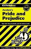 CliffsNotes on Austen's Pride and Prejudice (Cliffsnotes Literature Guides)