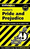 CliffsNotes on Austens Pride and Prejudice (Cliffsnotes Literature Guides)